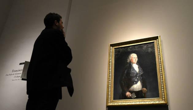 Retrato de Don Pedro de Alcántara Téllez-Girón y Pacheco, IX duque de Osuna, realizado por Goya.