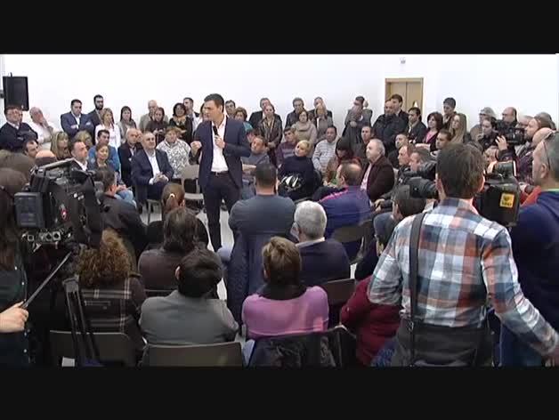 """Pedro Sánchez insiste en que """"no es no""""."""