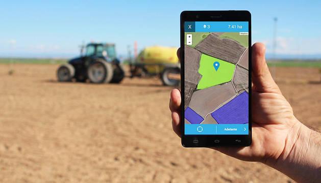 Navarra, socia en cuatro proyectos europeos para usar las TIC en el agro