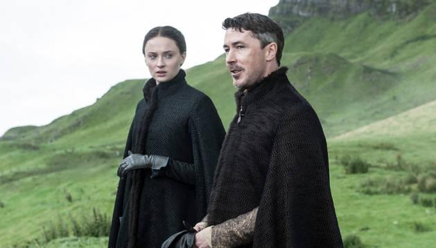 Fotograma de la serie 'Juego de Tronos', de HBO.