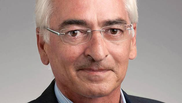 Óscar Moracho del Río, director gerente del SNS.