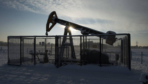 Válvula para pozos petroleros de una compañía estadounidense.
