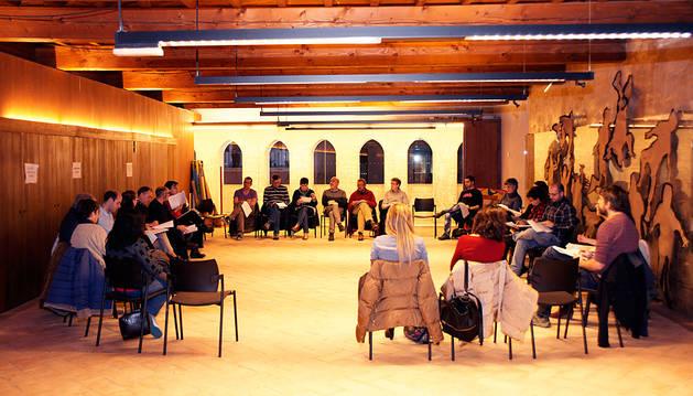 Segunda reunión de la Mesa de la Vivienda, en el Palacio del Condestable.