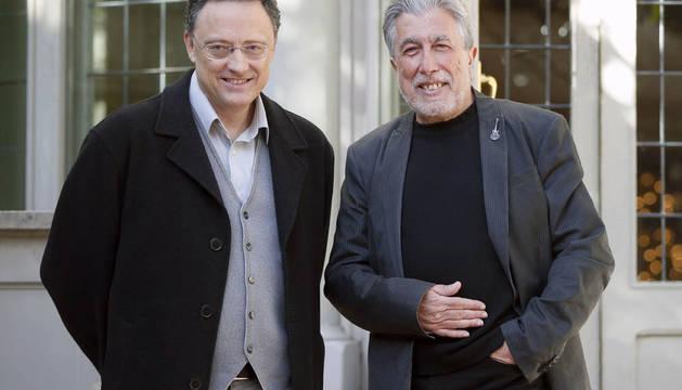 Jordi Sierra i Fabra y Luis Leante ganan el Premio Edebé