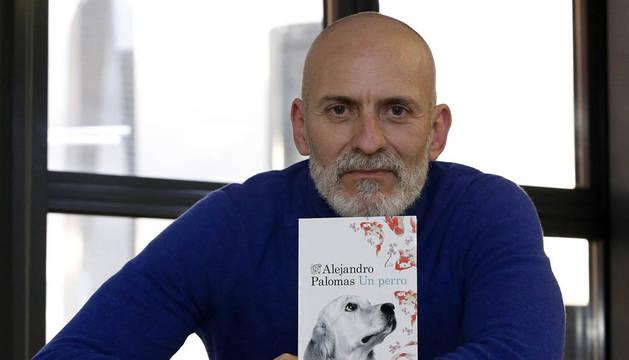 Alejandro Palomas vuelve a mezclar realidad y ficción