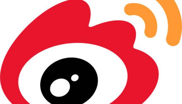 Logotipo de Sina Weibo.