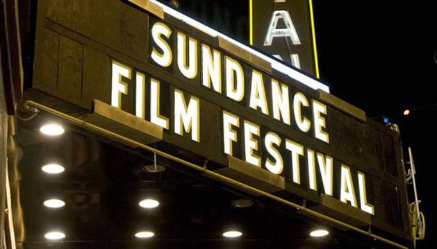 Foto promocional del festival de Sundance.