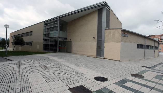 Centro de educación especial Muñoz Garde.