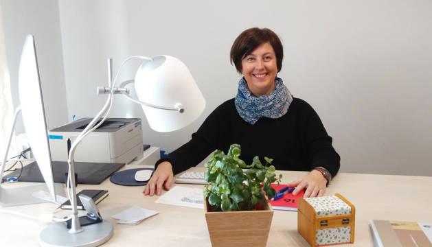 Iciar Burgos, consultora en Mindfulness