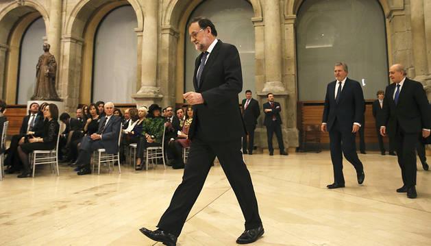 Rajoy se ve con fuerzas y presentará candidatura para ser investido
