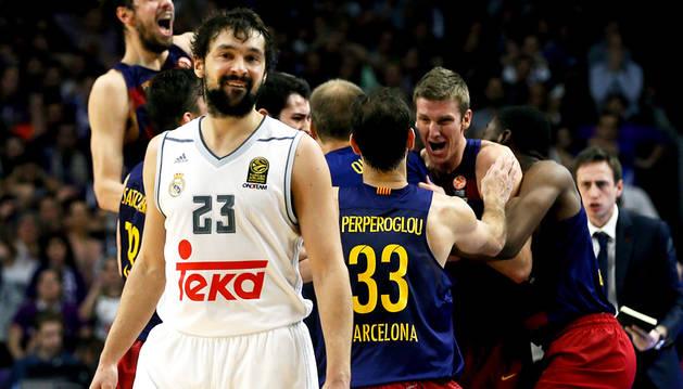 Doellman rescata al Barcelona sobre la bocina (86-87)