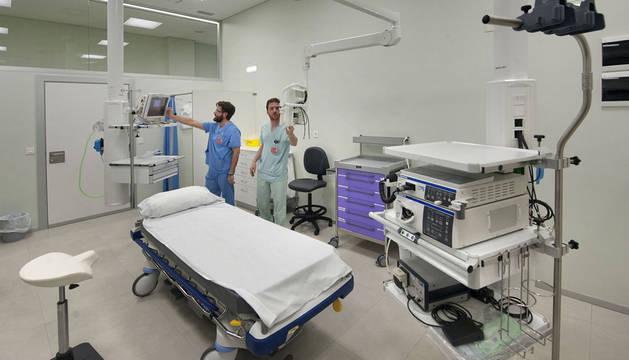 Este lunes iniciarán su actividad las nuevas instalaciones para endoscopias