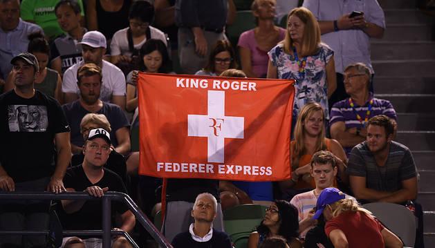 Federer llega a las 300 victorias en Grand Slam