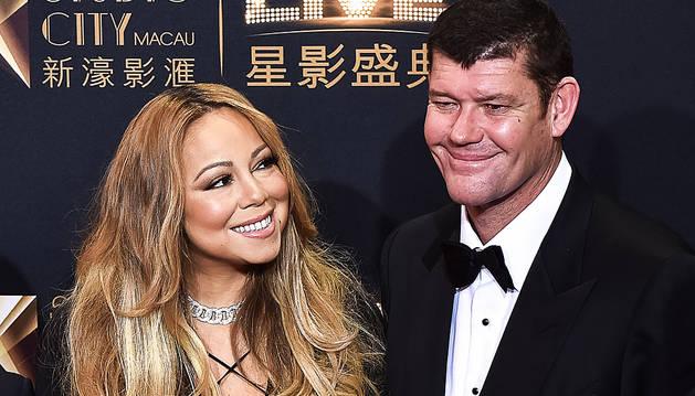 Mariah Carey volverá a casarse por tercera vez con James Packer