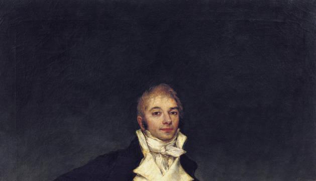 El retrato del marqués de San Adrián regresa al Museo de Navarra