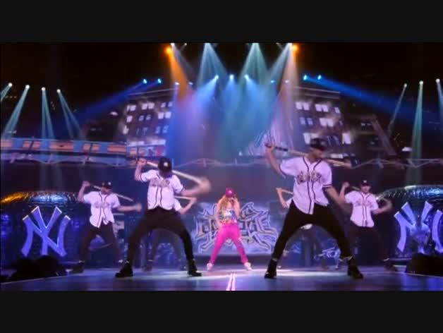 Jennifer López repasa sus éxitos en un gran concierto en Las Vegas