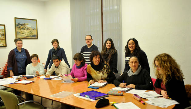 Carcastillo contrata a 8 personas con el programa de garantía juvenil