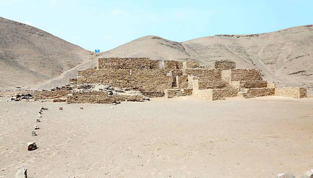 Ven la luz los restos arqueológicos más antiguos de Perú