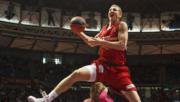 Yaroslav Korolev se convierte en nuevo jugador de Planasa Navarra