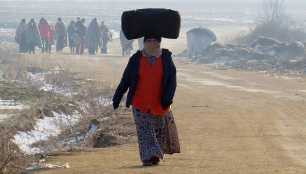 La Policía búlgara, acusada de robos y violencia contra los refugiados