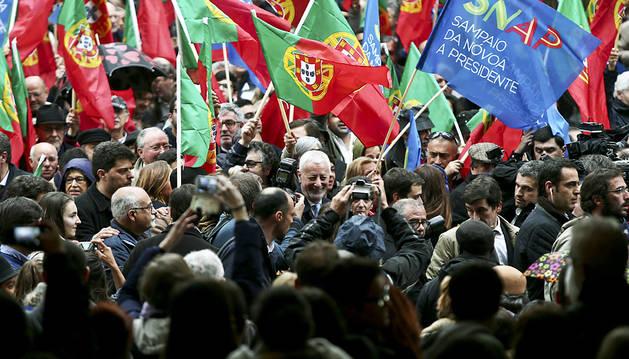Portugal acude a las urnas en busca de su próximo presidente
