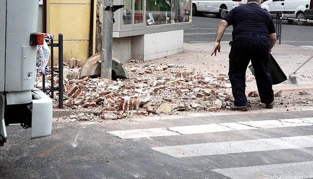 Terremoto de 6,3 grados en el mar de Alborán que ha hecho temblar la costa andaluza y Melilla.