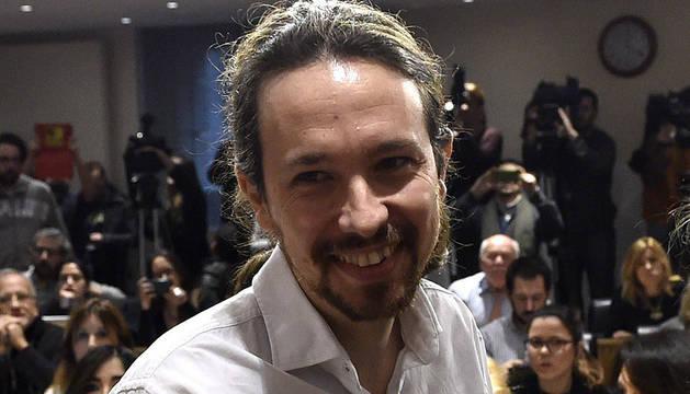 Pablo Iglesias.