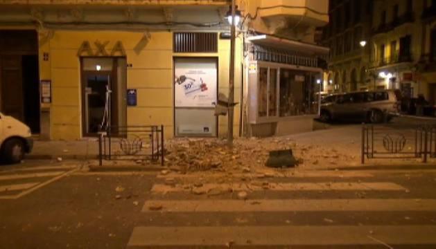 Terremoto de 6,3 grados con epicentro en el Mar de Alborán