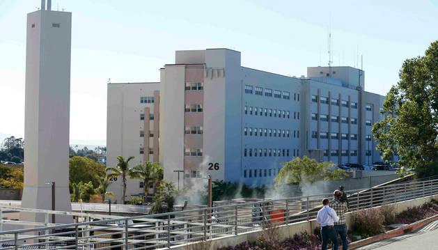 Tiroteo en hospital militar en la ciudad estadounidense de San Diego