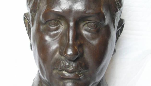 Los 'Retratos de Ezequiel Endériz' llegan al Museo de Navarra