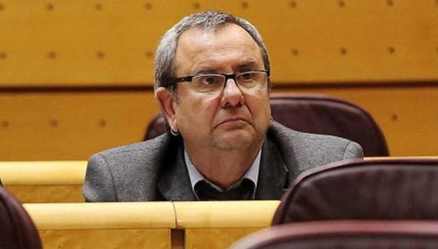 El juez del Supremo acusa a Iñaki Goioaga de pertenecer a ETA