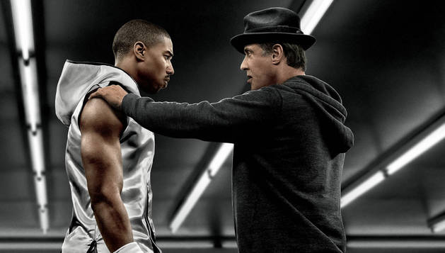 Cartel de 'Creed. La leyenda de Rocky'.
