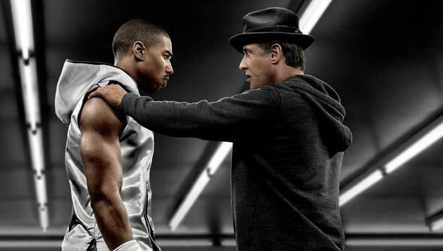 Cartel de 'Creed. La leyenda de Rocky'.