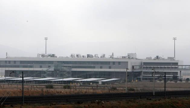 Aeropuerto de Ciudad Real.