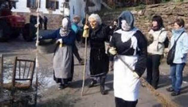 Los carnavales llegan a Areso