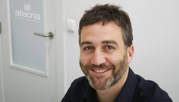 Gorka Lacunza, gerente de Atecna