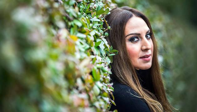 El último trabajo de la cantante, 'Lubna', saldrá a la venta este viernes.