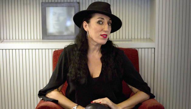 La actriz Rossy de Palma.