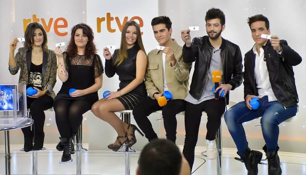 'Objetivo Eurovisión', gala para elegir al representante español