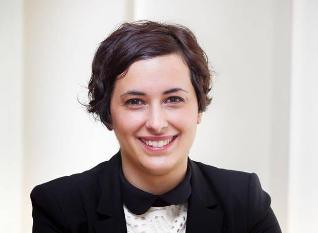 Iosune Pascual, nueva directora de la Fundación Universidad-Sociedad de la UPNA