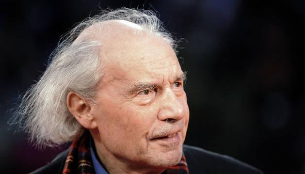 El cineasta francés Jacques Rivette.