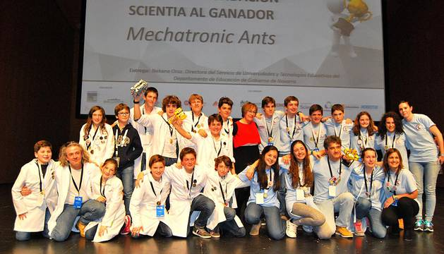 Fase regional de la First Lego League 2016