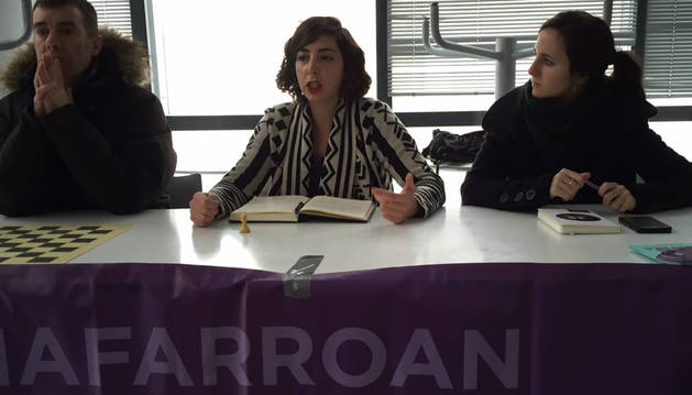 Laura Pérez (Podemos) considera que la actual Constitución