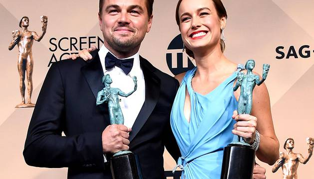 Entrega de premios del Sindicato de Actores de Estados Unidos