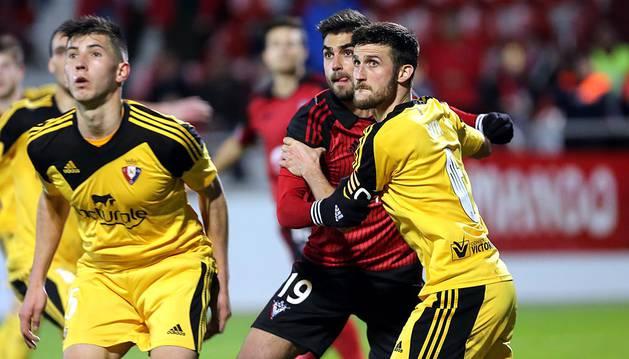 Mirandés 4-0 Osasuna