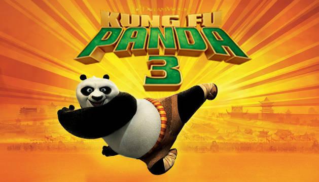 'Kung Fu Panda 3', tercer mejor estreno de la historia en enero