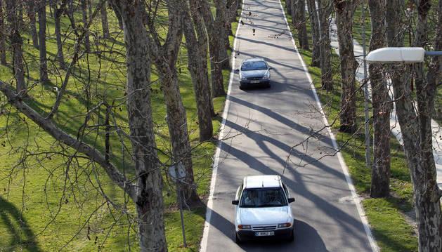 Carretera de la Universidad.