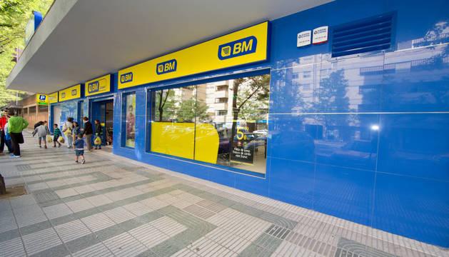 Los supermercados BM pertenecen al grupo Uvesco