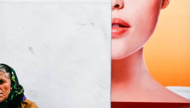 'Mujeres', la obra de Amadeo Urdiáin ganadora del concurso del año pasado.
