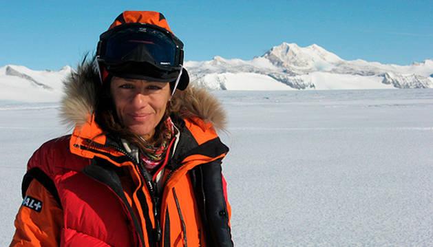 El nuevo reto de Chus Lago: concienciar del calentamiento global